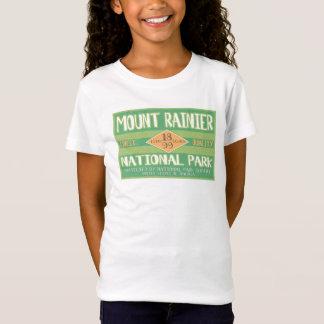 Camiseta Parque nacional de Monte Rainier