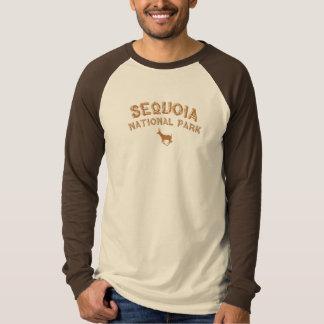 Camiseta Parque nacional de sequóia