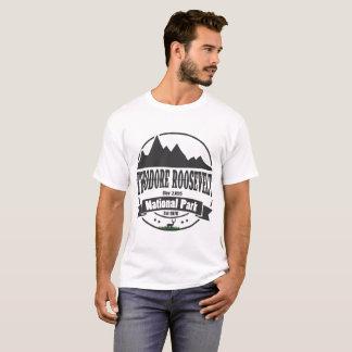 Camiseta parque nacional de Theodore Roosevelt