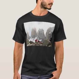 Camiseta Parque nacional de Torres del Paine, o Chile