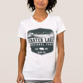 Camiseta Parque nacional do lago crater