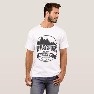 Camiseta parque nacional dos voyageurs