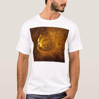 Camiseta Parque nacional dos vulcões de Havaí do tubo de