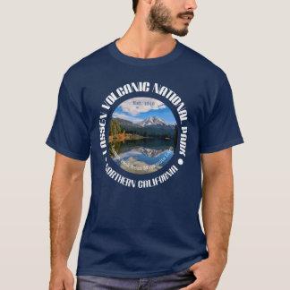 Camiseta Parque nacional vulcânico de Lassen