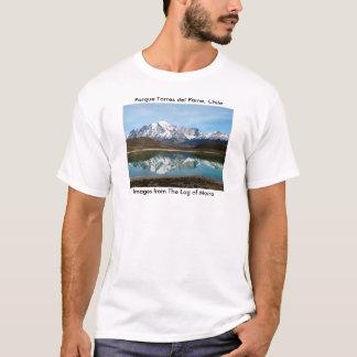Camiseta Parque Torres del Paine, o Chile