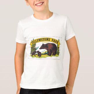 Camiseta Parque Wyoming de Yellowstone, vintage