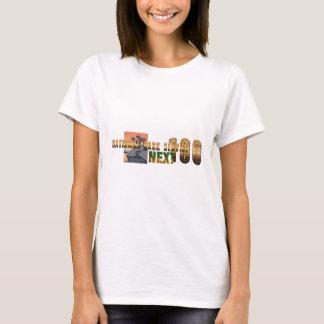 Camiseta Parques nacionais em seguida 100 de ABH