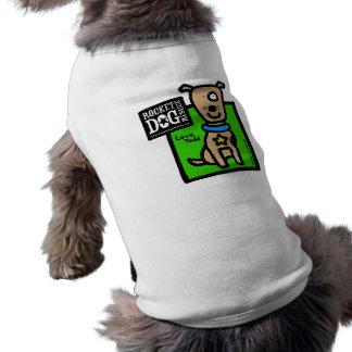 Camiseta Parr de Todd - cão de Brown