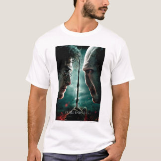 Camiseta Parte 2 de Harry Potter 7 - Harry contra Voldemort
