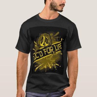 Camiseta Parte dianteira de DreadLock_Shirt/traseiro