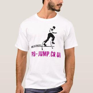 Camiseta Parte superior da veste de Projump
