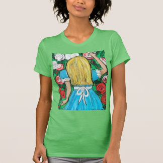 Camiseta Parte superior de Alice (Customizeable)