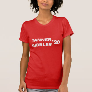 Camiseta Parte superior de Gibbler 2020 do curtidor