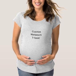 Camiseta Parte superior de maternidade do Tshirt da