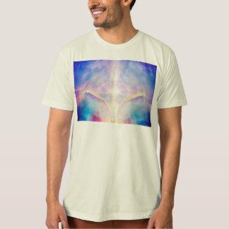 Camiseta Parte superior do anjo de H117 Adele