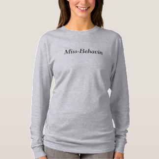 Camiseta Parte superior do divertimento para seu bff galão