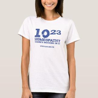 Camiseta Parte superior dos espaguetes do 10:23 das