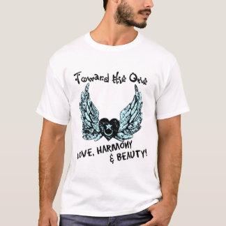 Camiseta Parte superior dos grafites de Sufi