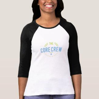 Camiseta Parte superior hotty do estilo do basebol