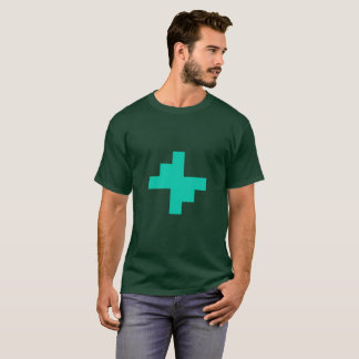 Camiseta Parte superior mestra do parafuso de Bluspark
