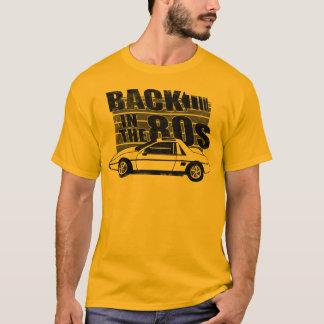 Camiseta Parte traseira de Pontiac Fiero no t-shirt do