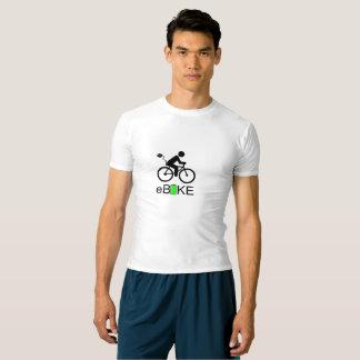 """Camiseta Partes superiores ativas de """"Ebike"""" para homens"""
