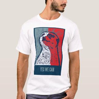Camiseta Partes superiores de Barack Omeerkat
