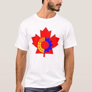 Camiseta Partido comunista de Canadá