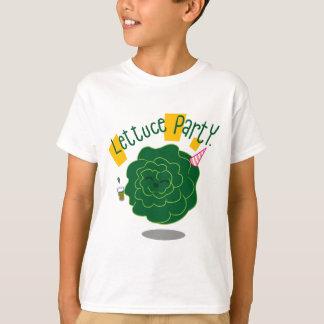 Camiseta Partido da alface