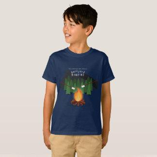 Camiseta Partido da fogueira