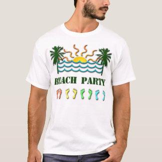 Camiseta Partido da praia