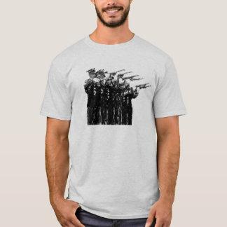 Camiseta Partido de acendimento da guarda de honra
