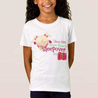 Camiseta Partido de descanso da menina