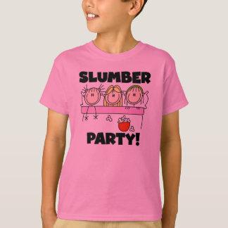 Camiseta Partido de descanso das meninas