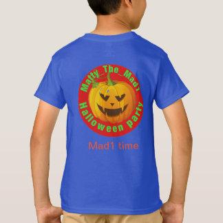 Camiseta Partido do Dia das Bruxas