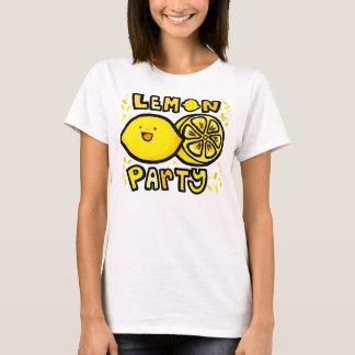 Camiseta Partido do limão