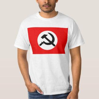 Camiseta Partido nacional de Bolshevik, Colômbia política