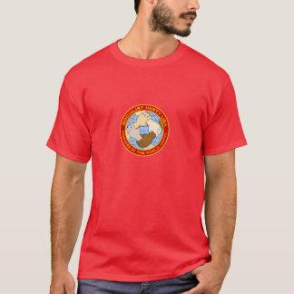 Camiseta Partido socialista EUA/Partido socialista Los