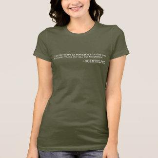 Camiseta Partilha de COINTELPRO para conquistar o exército