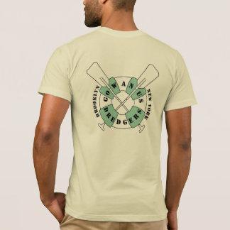 Camiseta Pás obtidas Brown