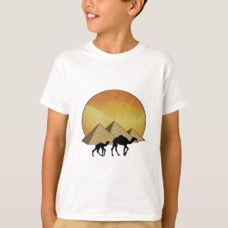 Camiseta Passagem egípcia
