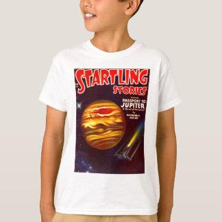 Camiseta Passaporte a Jupiter