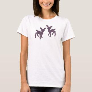 Camiseta Passarinho de Bambi