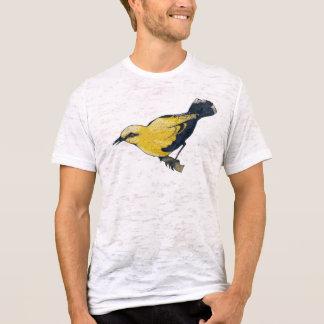 Camiseta Pássaro Antiqued de Oriole