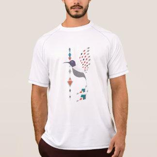 Camiseta Pássaro asteca tribal étnico do vintage