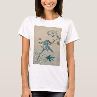 Camiseta Pássaro azul