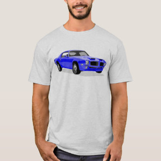 Camiseta Pássaro azul da fórmula