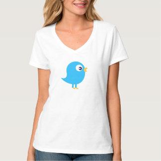 Camiseta Pássaro bonito