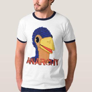 Camiseta Pássaro da anarquia