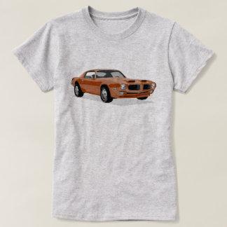 Camiseta Pássaro da fórmula de Brown